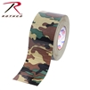 "ROTHCO - CAMO DUCT TAPE WOODLAND 2"" X 60 YD"