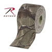 "ROTHCO - SELF CLING CAMO WRAP 2"" X 144"" REAL TREE"