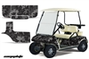 Club Car Golf Cart Graphic Kit 1983-2014