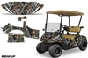 EZ GO FREEDOM RXV GOLF CART GRAPHICS 2008-2015