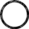 "Harvest Moon® CAMOUFLAGE STEERING WHEEL COVER - Large (15"" - 15.5"")"