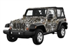 OVERWRAPS JEEP / SUV KIT - (6) 4' x 5' sheets
