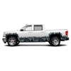 "CAMO GRASS - EXTENDED CAB WHEEL WELLS & ROCKER PANEL (7 - 21"" x 56"" Tall Grass Pieces) (4 - 9"" x 56"" Small Grass Pieces)"