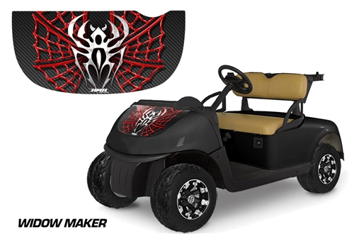 Ez Go Golf Cart Wrap Kits