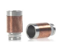 510 Size Wide Bore Copper & Stainless Steel Style A