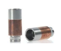 510 Size Wide Bore Copper & Stainless Steel Style B