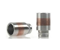 510 Size Wide Bore Copper & Stainless Steel Style C