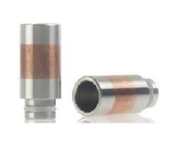 510 Size Wide Bore Copper & Stainless Steel Style D
