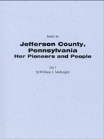 Index to Jefferson Co. 1917 by McKnight
