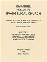 Emanuel Evangelical Church, New Castle, PA – Copper