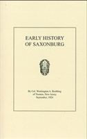 Early History of Saxonburg – Roebling