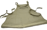Bookbinders Workshop Apron - Khaki