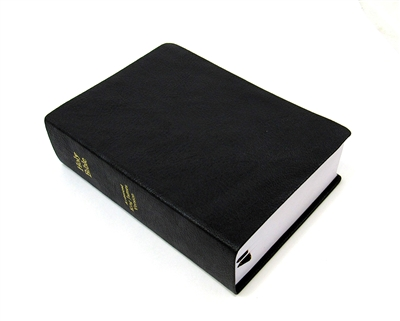 Authorized King James Bible, Pure Cambridge Edition - Deluxe