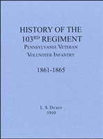 History of 103rd Civil War Regiment - Dickey