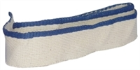 Headbands - 100% Medium Cotton - Solid Blue - Per 2 Yards