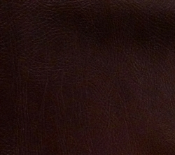 Kato Thin Goatskin Leather for Bookbinding and Crafts - Burgundy