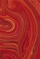 Payhembury Traditional Hand-Made Marbled Paper F1