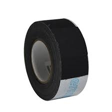 "Filmoplast T Cotton Fabric Tape 1.2"" x 33' - Black"