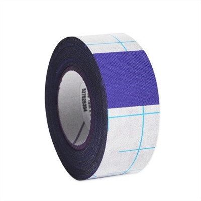 "Filmoplast® T Cotton Fabric Tape 1.2"" x 33' - Blue"