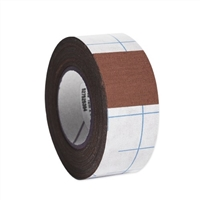 "Filmoplast T Cotton Fabric Tape 2"" x 33' -  Brown"