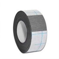 "Filmoplast T Cotton Fabric Tape 2"" x 33' -  Grey"