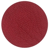 Premium Goatskin Leather for Book Binding and Other Leather Projects - Chili Pepper Red