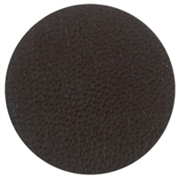 Premium Goatskin Leather for Book Binding and Other Leather Projects - Dark Brown