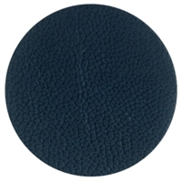 Premium Goatskin Leather for Book Binding and Other Leather Projects - Medium Blue