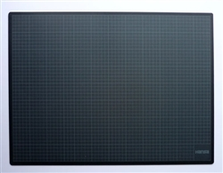 "Deluxe Cutting Mat 45 x 60 cm (18"" x 24"") - 3mm Thick & 50mm Scale"