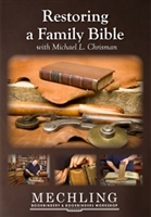 Restoring a Family Bible with Michael L. Chrisman