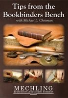 Tips From the Bookbinders Bench