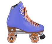 Moxi Beach Bunny Roller Skates - Periwinkle Sunset