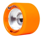Radar Speed Ray Roller Skate Wheels 64 x 43mm - 4
