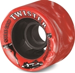 Sure-Grip Twister skate wheels for speed