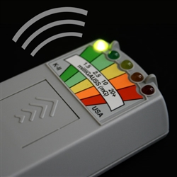 K2 Deluxe EMF Meter With On/Off Switch Sound Alert