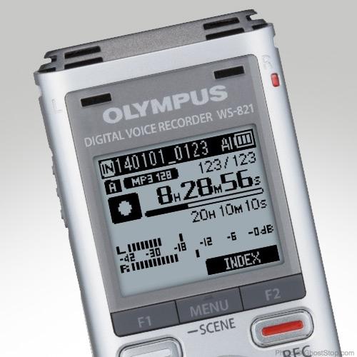 Olympus EVP Recorder with Live Listening