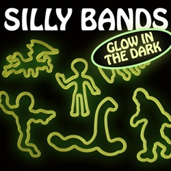 Paranormal Sightings Silly Bands bandz