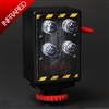 Night Vision Infrared IR Light