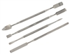 Stainless Steel - 4 Piece Spatula/Minaret Set