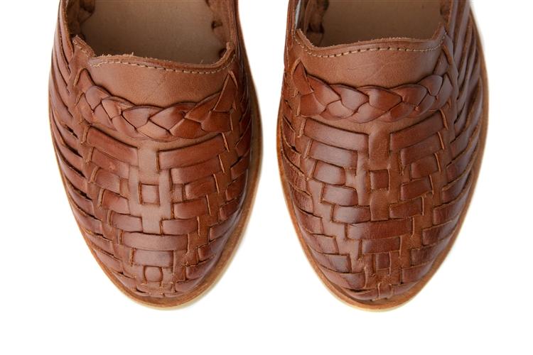 341586743b51 Buy Woven Closed Toe Mexican Sandal Flats