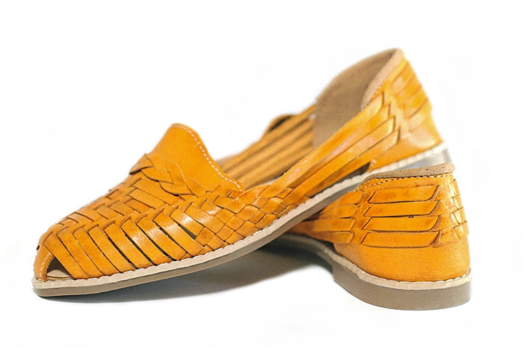 Yellow Colonial Women's Toe Huaraches Sandals Closed Ybf6gy7