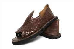Premium Women's Grueso Huaraches - Brown