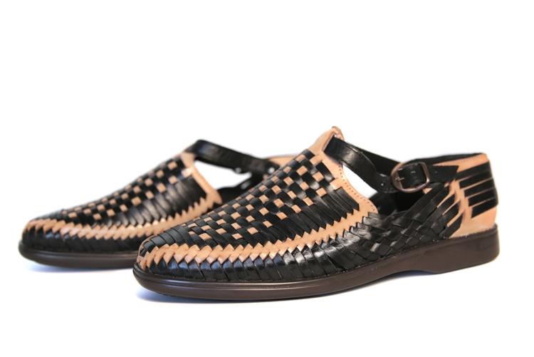 d4be9435 Men's Huarache Huaraches Sandal Authentic Leather