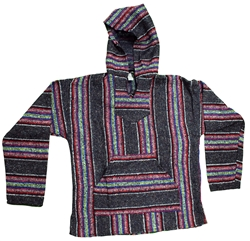 Buy Colorful Classic Mexican Baja Pullovers