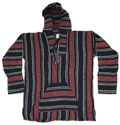 Shop Officialfiesta.com for Handmade Baja Hoodies