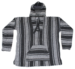 Find Handmade Authentic Baja Pullover Hoodies