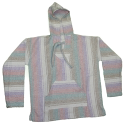 Mexican Baja Pullover Baja Hoodies Authentic