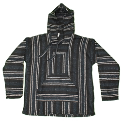 Classic and Authentic Baja Pullover Hoodies