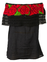 Off the Shoulder Mexican Blouses at Officialfiesta