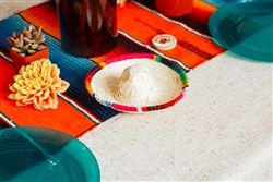 Shop Mini Mexican Straw Sombrero Hats for Bottles